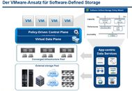 »Software Defined Storage Policy Wizard« regelt alles im VSAN (Bild: Vmware)