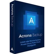 Acronis »Backup 12« – Backup-Software für Server & Workstations