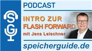 speicherguide.de-Podcast: Intro zur Flash Forward mit Jens Leischner