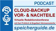 speicherguide.de-Podcast über Cloud-Backup