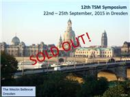 »TSM Symposium 2105« in Dresden war ausgebucht (Bild: GSE-Website, Peter Groth)