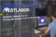 Advanced-Unibyte-Testlabor (Bild: Advanced Unibyte)