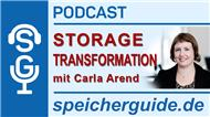 speicherguide.de-Podcast Storage-Transformation mit Carla Arend