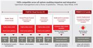K5 in vier verschiedenen Modellen: Public-Cloud, Virtual-Private-Hosted, Dedicated und Dedicated-On-Premise (Bild: Fujitsu)