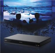 Heimkino-Feeling mit dem Blu-ray-Player UBP-X1000ES (Bild: Sony)