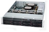 2U-Server Starline Zealbox 50.11 mit Supermicro-Mainboard und Intel Skylake-Architektur.