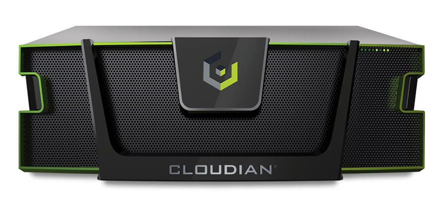 Cloudian Hypersore-Appliance (Bild: Cloudian)