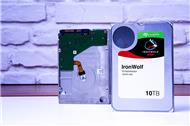 Seagate »Ironwolf 10TB« – NAS-HDD im Hands-on-Test