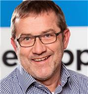 Georg Mey, Senior Manager Solution Architects EMEA, Netapp
